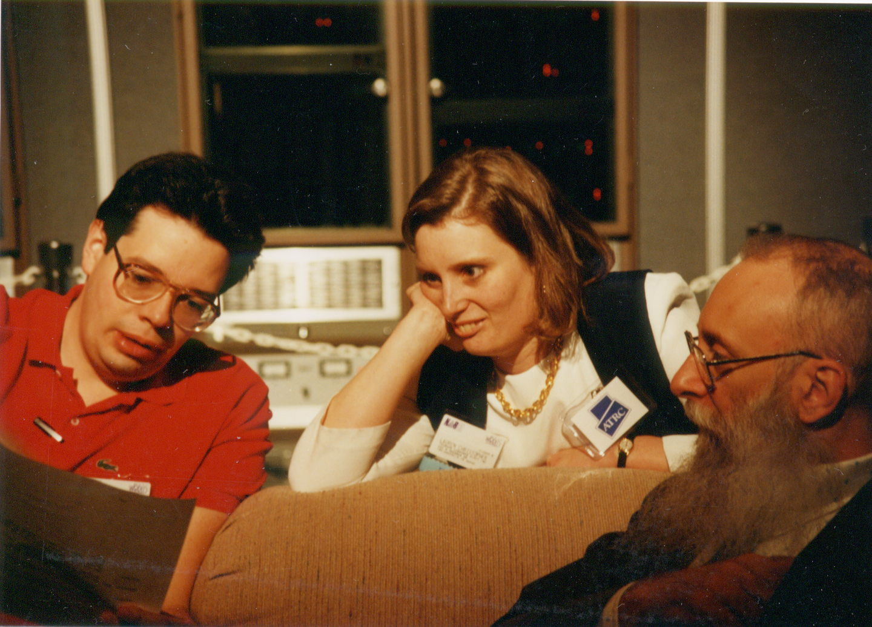 1991 NAB Glenn Lauren CharlieW