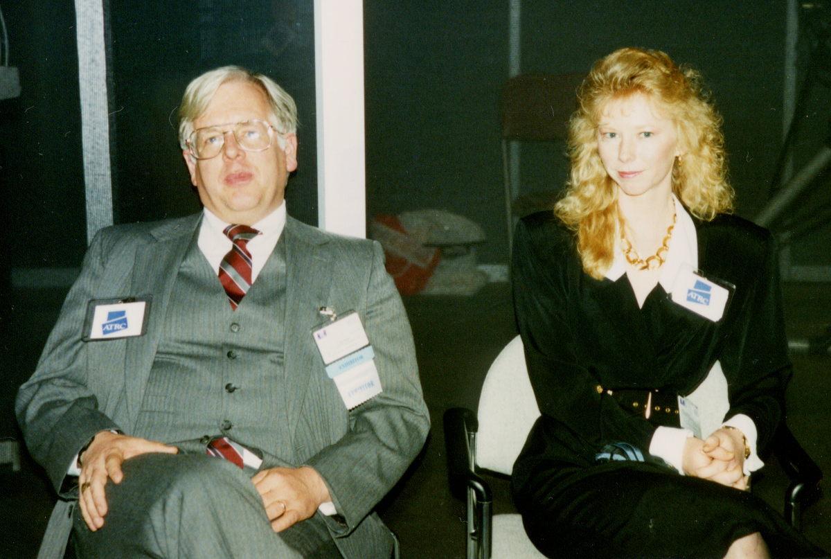 1991 NAB ScottK Cynthia