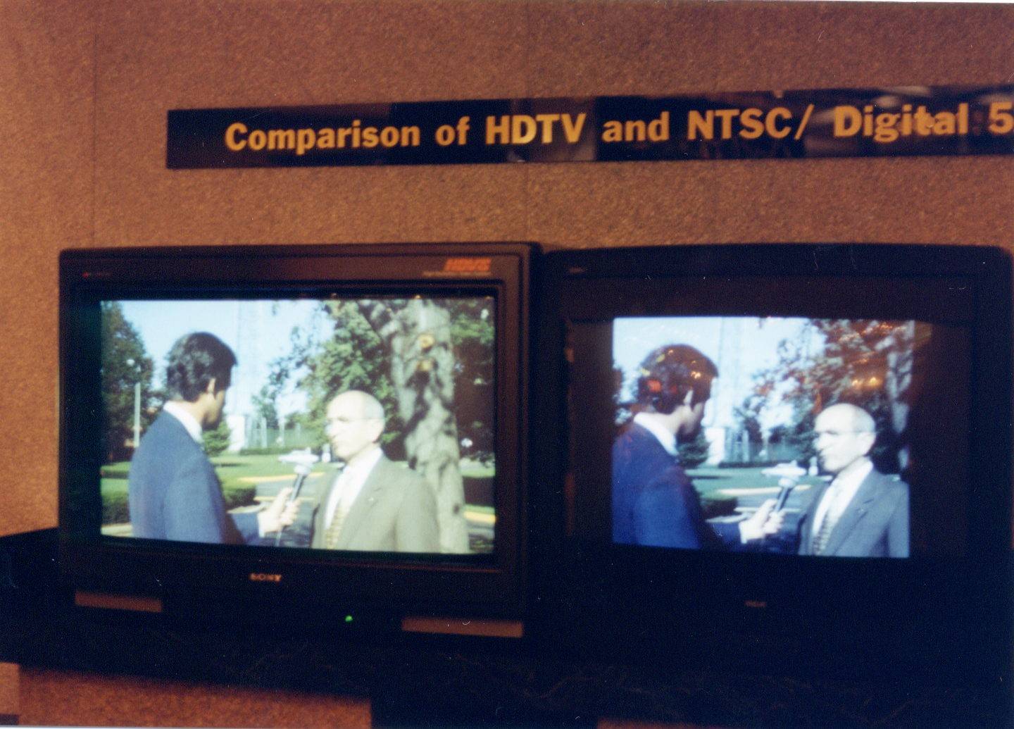 GA HDTV vs NTSC
