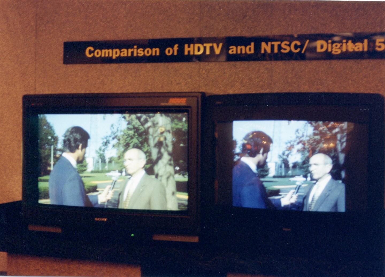 GA HDTV vs NTSC