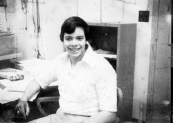 1977-08-01 First Day at RCA Labs
