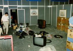 1991 NAB Glenn setup