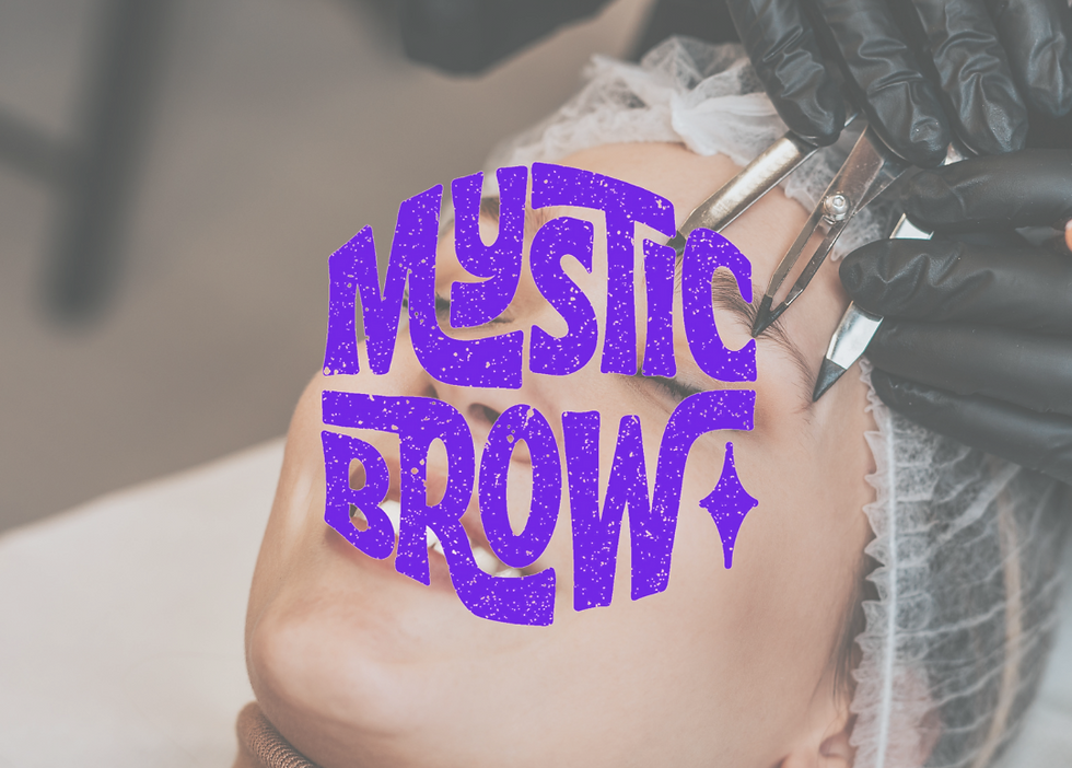 Mystic Brow Logo