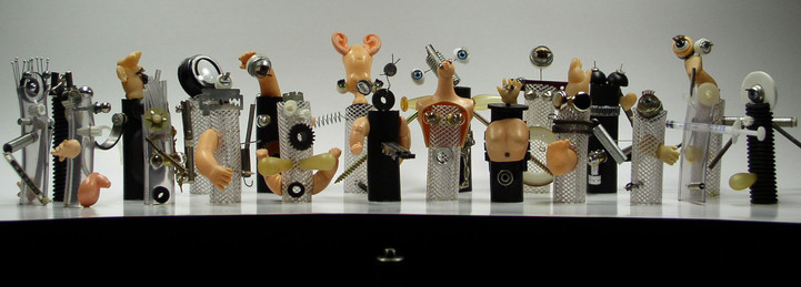Pipetures - The Pipe Creatures / Rurersi