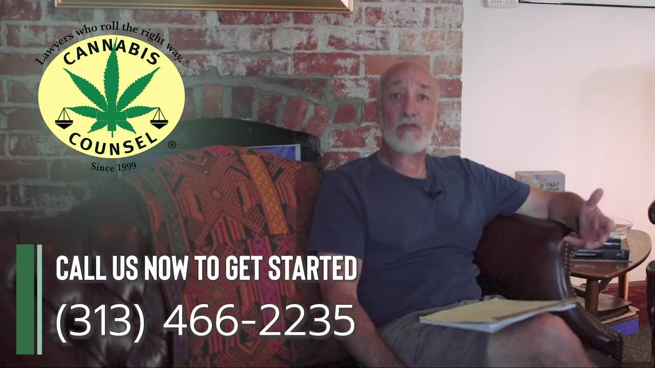 Watch this weeks Marijuana Minute and learn about the new micro business licenses and event licenses in the new emergency rules. These micro business licenses will open up the cannabis business market in Michigan to many small and family owned busine