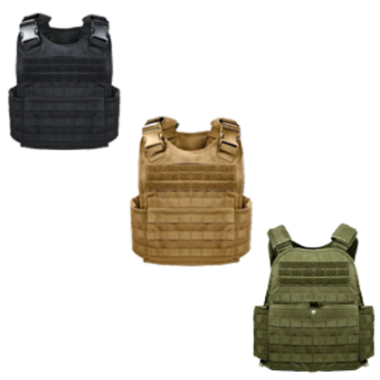 Basic (MOPC) MOLLE Plate Carrier Vest