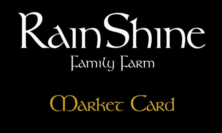 Market Card