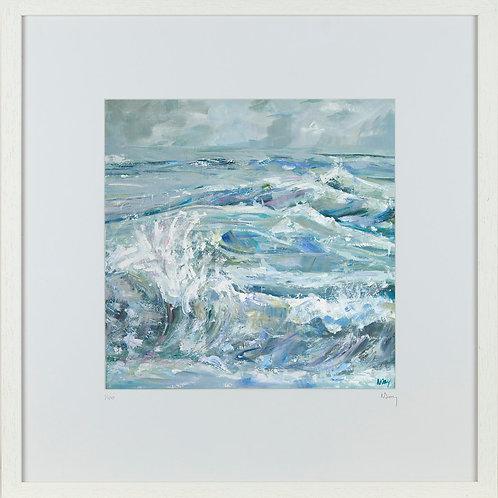 'Big Swell III' 50x50cm