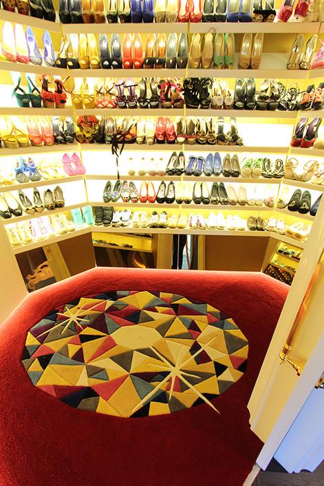 Shoe's Room