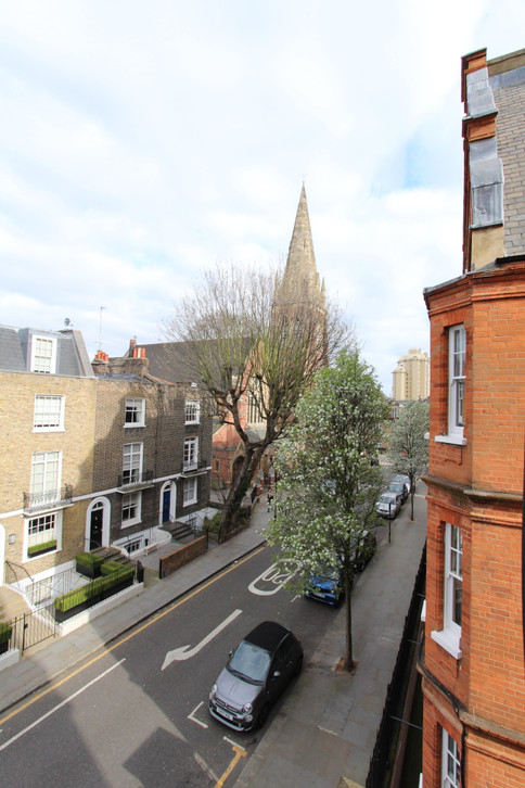 Elm Park Mansions Flat • Chelsea ONGOING