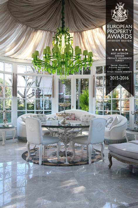 Luxury Conservatory