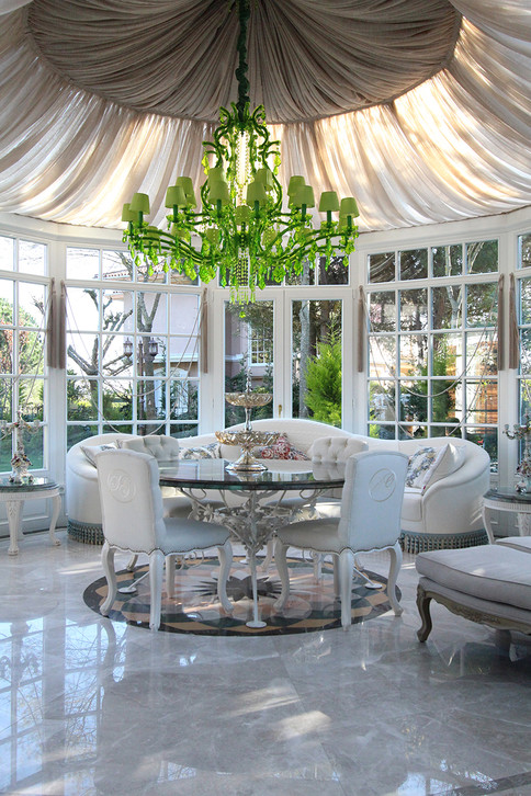 Green Luxury Conservatory