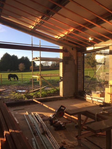 Barn Conversion in Buckinghamshire