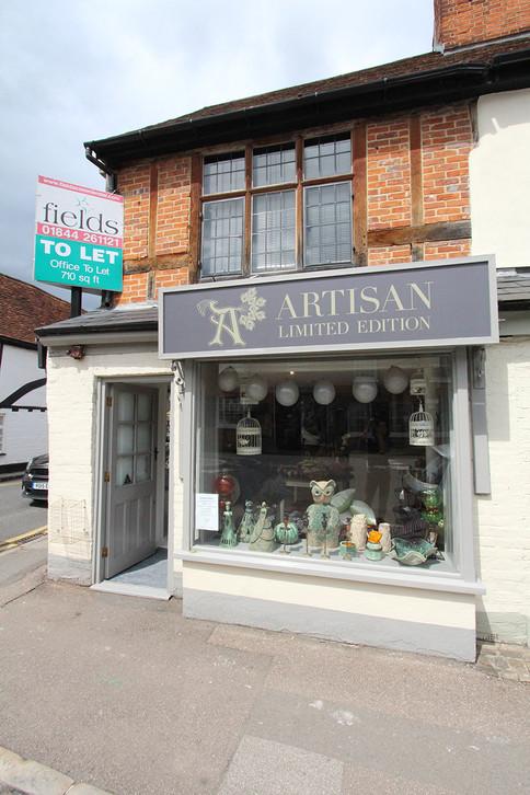 Amersham Shop   London
