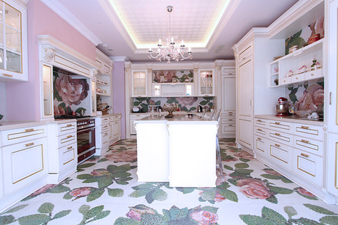 Bisazza Kitchen
