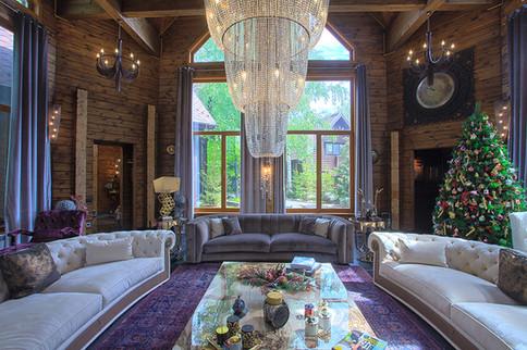 Luxury Log House • Russia       SBID Finalist