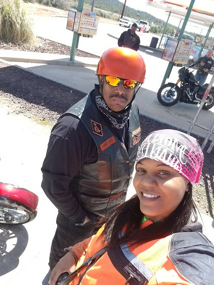 Bikers of the month