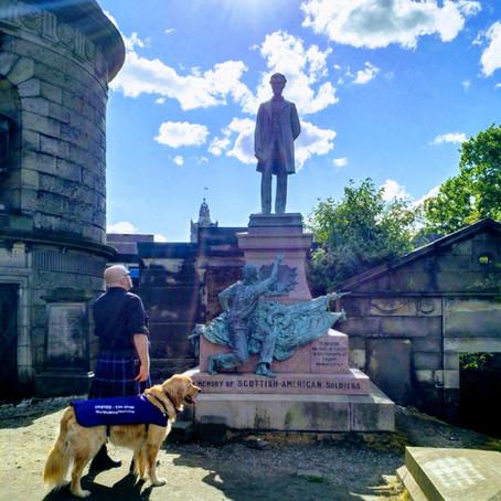 Mr. Lincoln Goes to Edinburgh