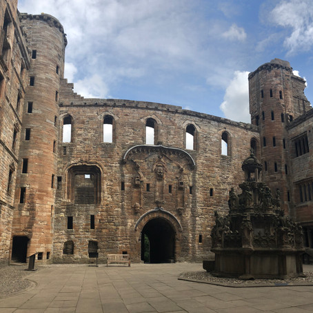 Linlithgow Palace: Birthplace of Mary Queen of Scots