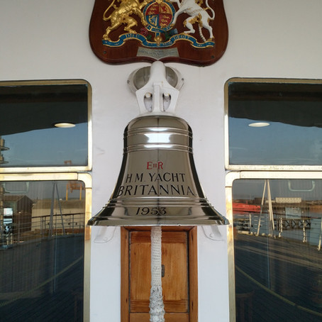 All Aboard the Royal Yacht Britannia!
