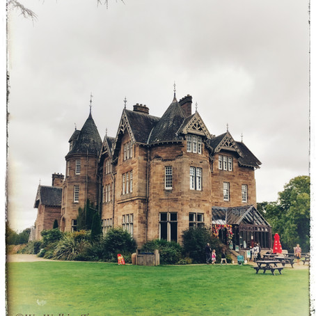 Vogrie House and Country Park: Rural Oasis in Midlothian, Scotland
