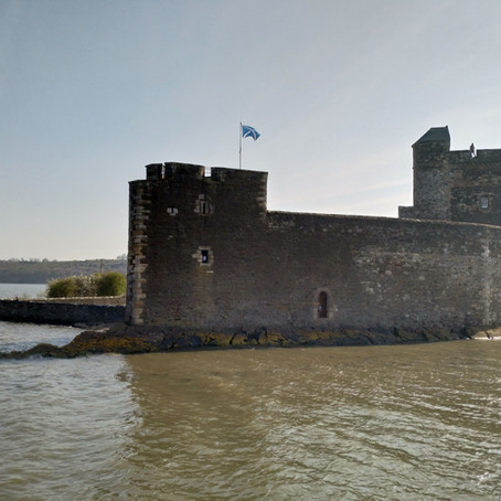 Blackness Castle: 'The Ship That Never Sailed'