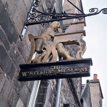 The Writers' Museum in Edinburgh: For the Love of Scotland