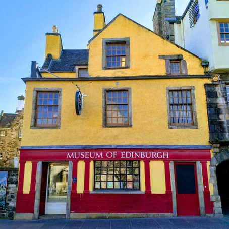 Step Back in Time at the Museum of Edinburgh