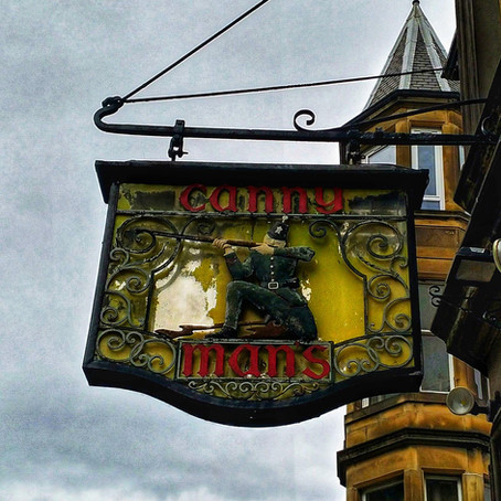 The Canny Man's: A Historic Morningside Free House