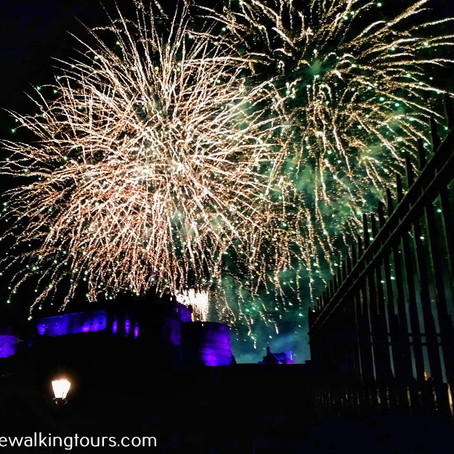 Hogmanay: New Year's Eve Traditions in Scotland