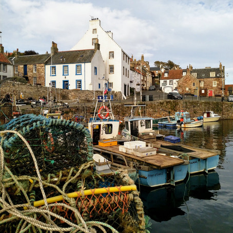 Crail: A Seaside Haven in the East Neuk of Fife, Scotland