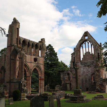 Dryburgh Abbey: Sir Walter Scott's Last Romantic Ruin