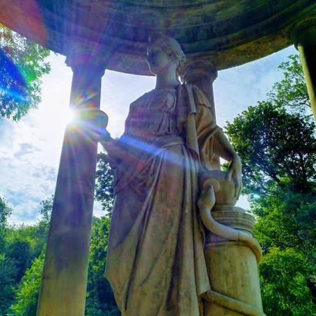 St. Bernard's Well: Resplendent Beauty