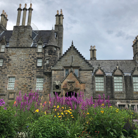 Lauriston Castle: Edwardian Elegance Epitomised