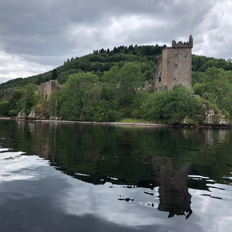 Urquhart Castle: The Guardian of the Glen and Loch