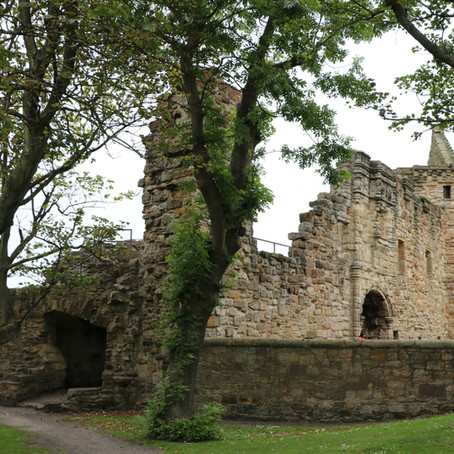 St Andrews Castle: Ruins of an 'Ecclesiastical Palace'