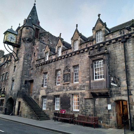 The People's Story Museum in Edinburgh, Scotland