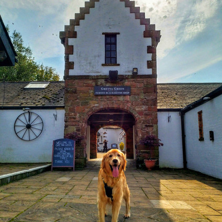 Gretna Green: Drama, Scandals, and Romance at the Scottish Border