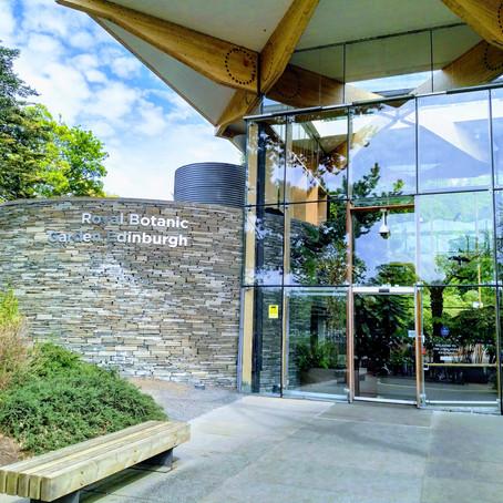 Royal Botanic Garden Edinburgh: An Urban Paradise