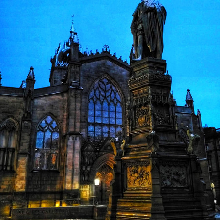 St Giles' Cathedral: Icon of Edinburgh