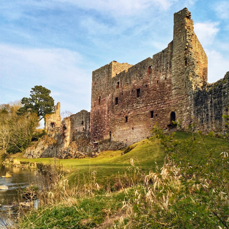 The Haunting of Hailes Castle