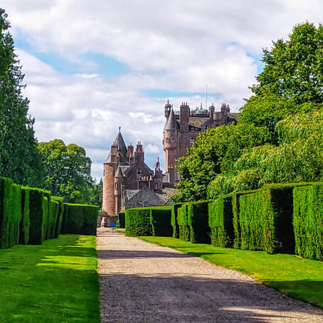 Glamis Castle: Tales of Queens, Kings, and Ghosts (Part II)