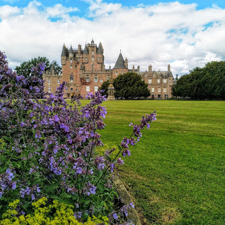 Glamis Castle: Tales of Queens, Kings, and Ghosts (Part I)