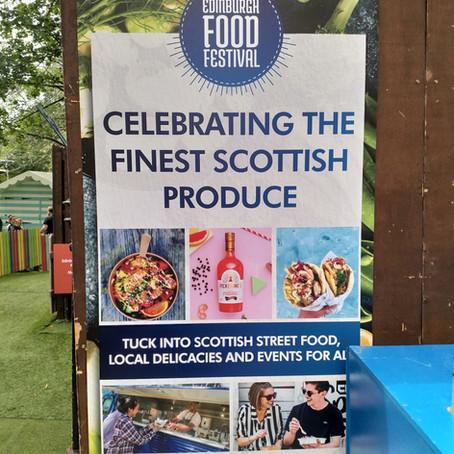 The Edinburgh Food Festival 2019