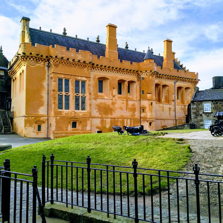 Stirling Castle: From Medieval Fortress to Renaissance Palace