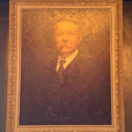 Sir Arthur Conan Doyle: A Study in Edinburgh