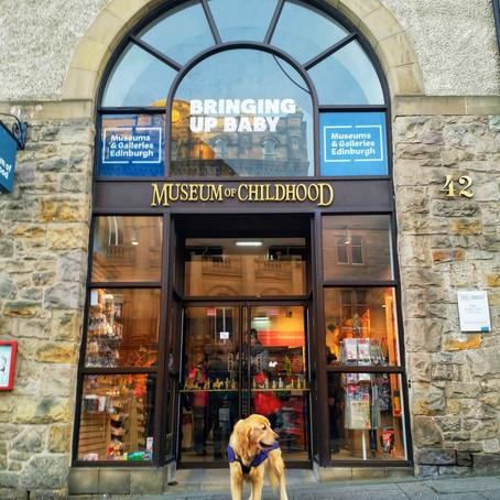 Edinburgh's Museum of Childhood: Where Imagination and Happiness Meet