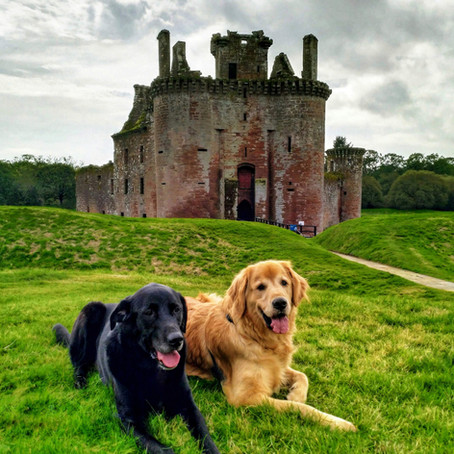 Caerlaverock Castle: Scotland's Triangle Castle
