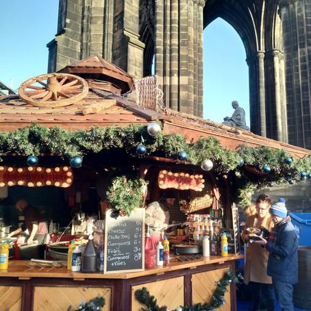 Highlights of the 2018 Edinburgh Christmas Market