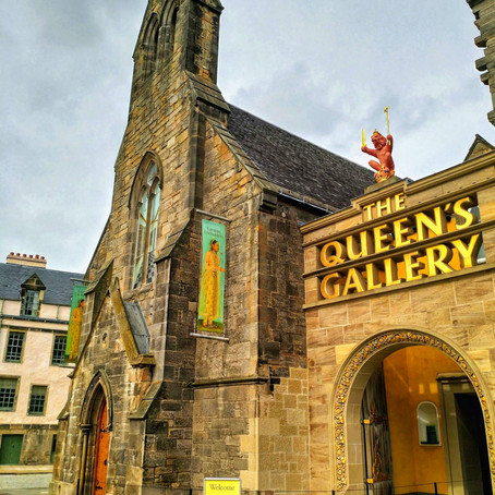 'Eastern Encounters' at The Queen's Gallery, Palace of Holyroodhouse